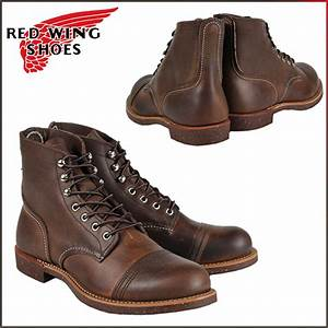 Red Wing Shoes France : whats up sports rakuten global market red wing redwing iron range boots 6 inch iron ranger 6 ~ Melissatoandfro.com Idées de Décoration