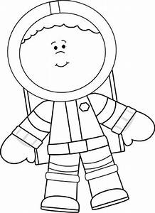 Black and White Little Boy Astronaut | Space theme ...