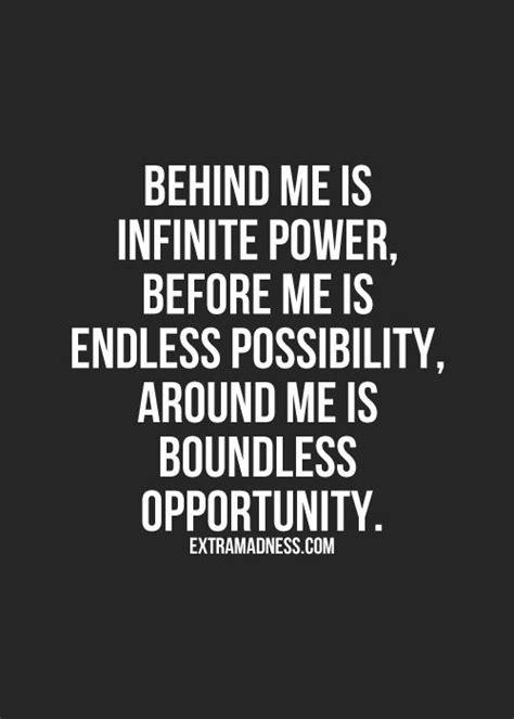 infinite power    endless