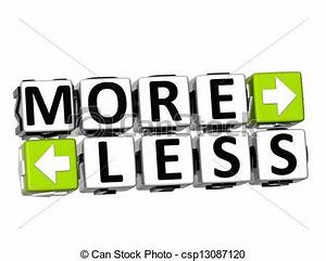 Less clipart - Clipground