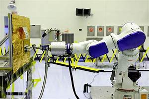 NASA Is Building a Robotic Service Station for Earth ...