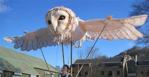 barn owl thingumajig theatre