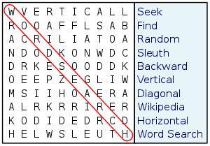 woordzoeker wikiwoordenboek