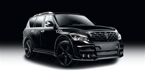 infiniti qx   larte design treatment autoevolution