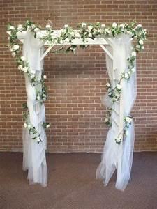 indoor wedding arch decorations All Includive Wedding