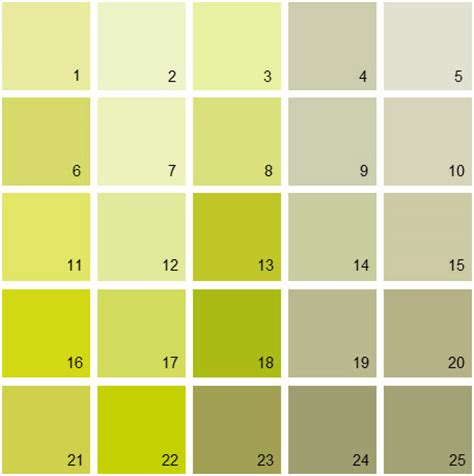 greenish yellow paint color benjamin paint colors green palette 04 house paint colors