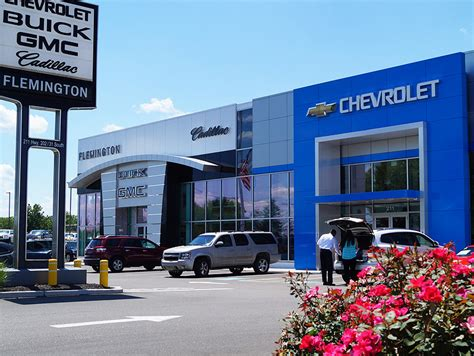 Buick Dealerships In Nj by Chevrolet Dealer In Flemington Nj Flemington Chevy Gmc