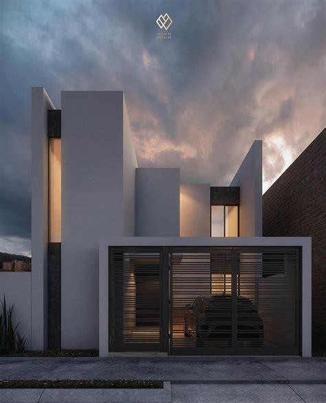 odern home designed by taller deescalas render modern