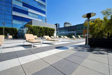 Tile Tech Cool Roof Pavers by La Live Jw Marriott 171 Tile Tech Pavers Tile Tech Pavers