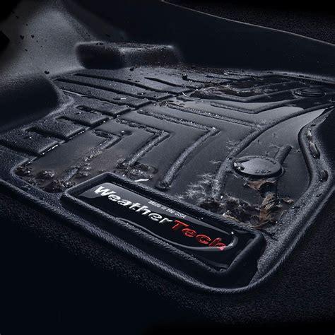 Weathertech®  Honda Crv 2017 Digitalfit™ Molded Floor Liners