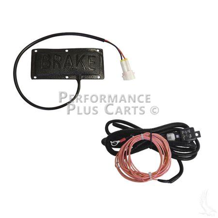 Club Car Brake Light Wiring by Golf Cart Brake Light Switch For Any Model Golf Cart