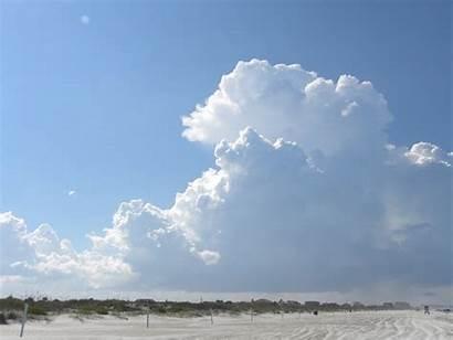 Cumulus Cloud Towering Congestus Seeding Panoramio Example