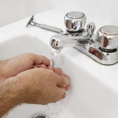 fix water pressure   bathroom sink home guides