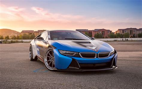 Bmw I8 Coupe 4k Wallpapers by Wallpapers Bmw I8 4k Vorsteiner Vr E Electric