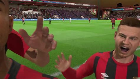 FIFA 20 | AFC Bournemouth vs. Crystal Palace | English ...