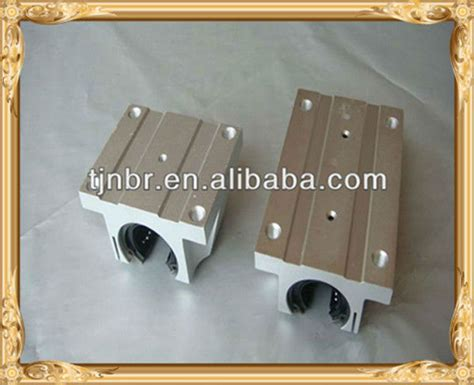 linear rail aluminum support sbr16 tbs sbs case