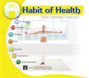 Healthy Eating Plan - Habit of Health - Healthy Living with NSP ... Pantothenic Acid