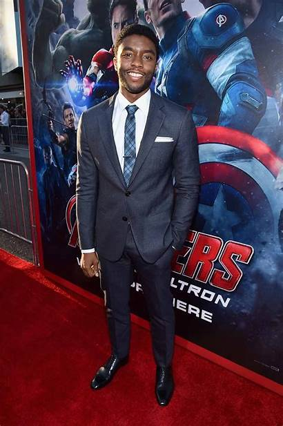 Avengers Ultron Age Premiere Chadwick Boseman Anthony