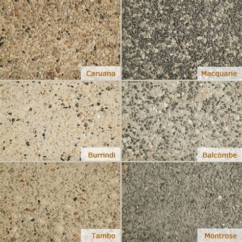 exposed aggregate exposed aggregate driveway and