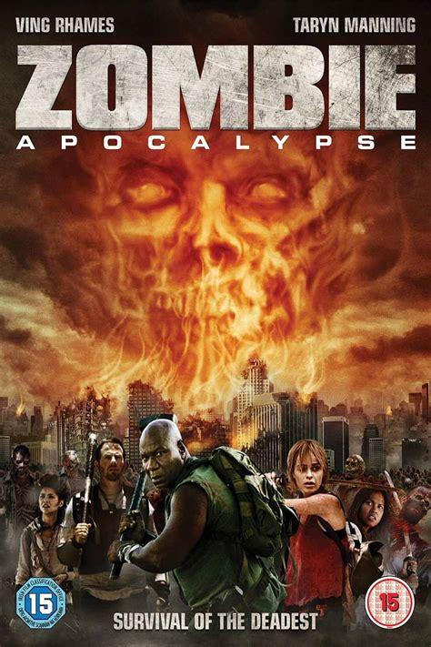 zombie apocalypse movies movie poster