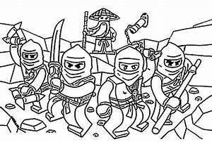 Ausmalbilder Ninjago 10 Ausmalbilder Und Basteln Mit Kindern