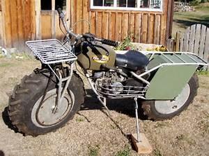 1971 Rokon Trailbreaker 2wd Motorcycle - Jbw3436049