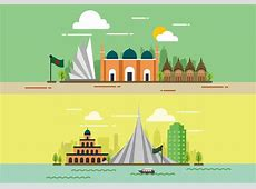 Bangladesh City Vector Download Free Vector Art, Stock