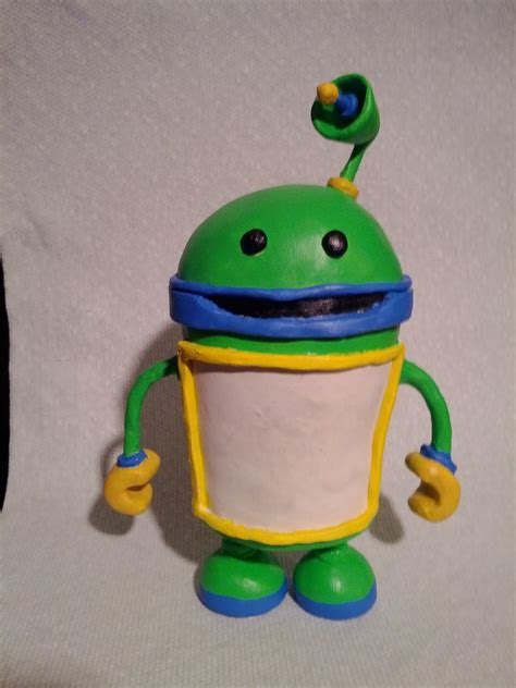 Umizoomi Bot Cake Ideas And Designs
