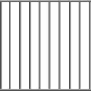 Behind Jail Bars Clip Art | Car Interior Design