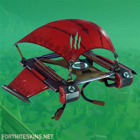 fortnite fossil flyer gliders fortnite skins