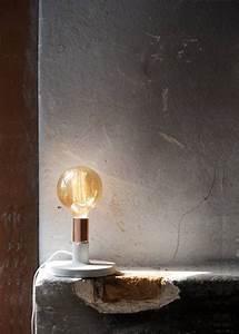 Lampe à Clipser : 10 fa ons d 39 utiliser l 39 ampoule dans sa d co marie claire ~ Teatrodelosmanantiales.com Idées de Décoration