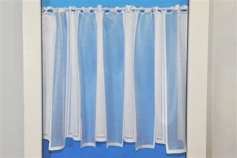 gardinen 90 cm hoch scheibengardine lyon wei 223 transparent 90 cm hoch