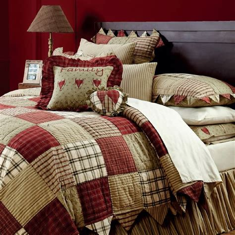 lasting impressions heartland country quilt comforter co
