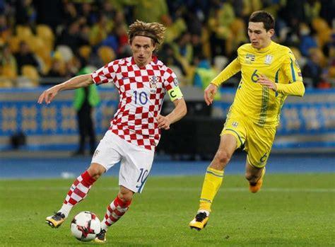 Croatia World Cup Team Guide Star Man One Watch