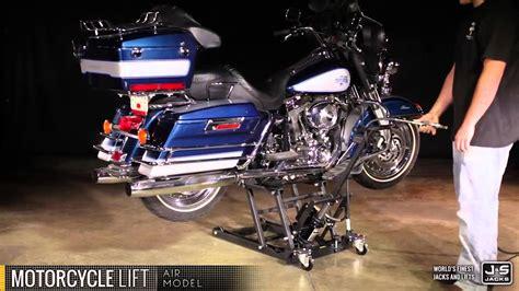 J&s Jacks Motorcycle Lift Air