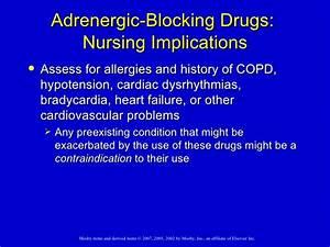 Adrenergic-Blocking Drugs