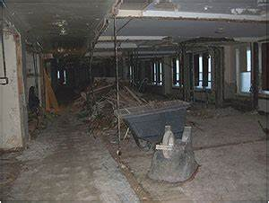 Alliance environmental control inc interior total for Total interior demolition