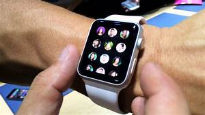 How Does The Apple Watch Work  A First Look
