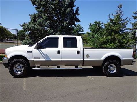 Find used 2003 FORD F 250 SUPER DUTY LARIAT DIESEL 8 FT