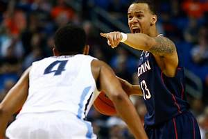 Serby's Special NCAA Q&A with Shabazz Napier