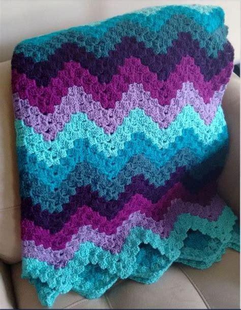 ripple crochet pattern vintage ripple crochet pattern crochet nook