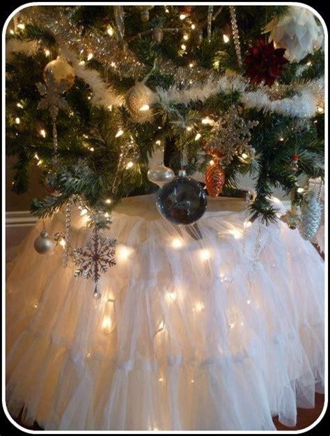 light base of tree diy lighted christmas tree skirt by shacomi diy pinterest christmas