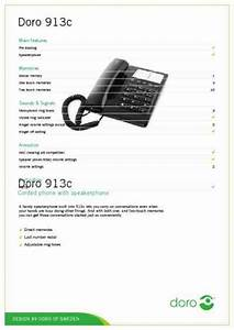Doro 913c Mobile Phone Download Manual For Free Now