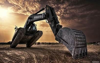 Excavator Volvo Definition Hidraulica Attractive Wallpaperrs Salvo