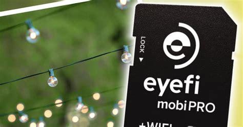 wlan karte test eyefi mobipro sd karte mit wlan im test professional
