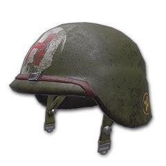 military medic helmet level  pubg survivors rest