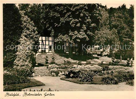 Haus Botanischer Garten Bielefeld by Ak Ansichtskarte Bielefeld Fliegeraufnahme Hueneburg