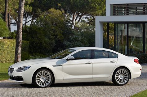 2016 Bmw 6series Reviews And Rating  Motor Trend