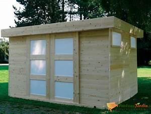 Abri De Jardin En Bois Brico Depot : abri de jardin en bois sobo 8 57m abri toit plat ~ Dailycaller-alerts.com Idées de Décoration