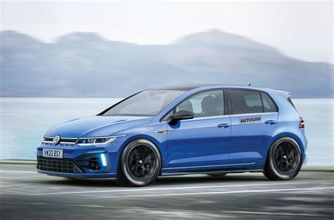 2020 Volkswagen Golf R by New Volkswagen Golf Range To Be Topped By 400bhp R Plus
